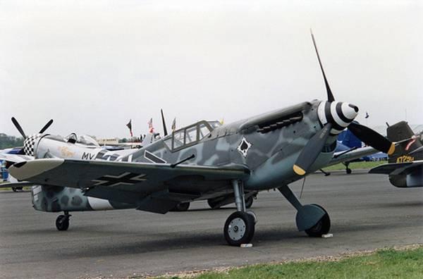 1/32 Hispano HA-1112M1L