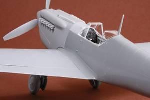 Bilde av Hispano HA-1112 M1L Buchon Resin Conversion Kit